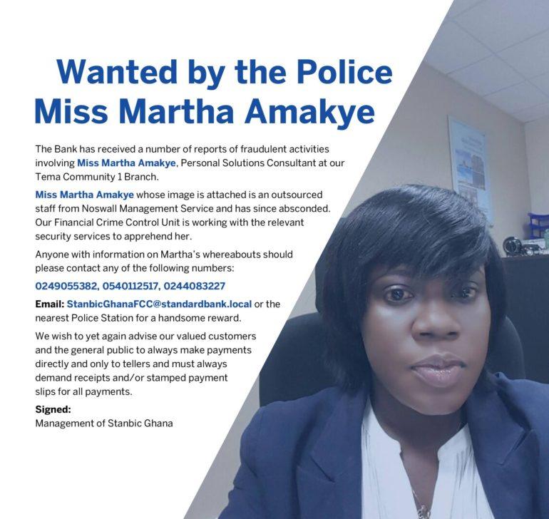 Martha Amakye