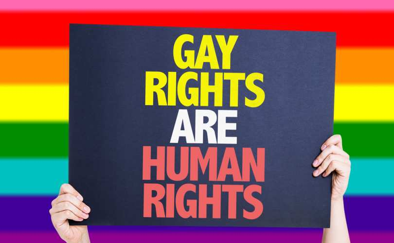 an introduction to the importance of equal rights for homosexuals in todays society Homosexuality and support for the rights of gay and lesbian americans are now widely accepted, even among republicans, and a large majority of americans say they know someone who is gay but.